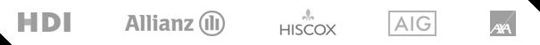 Allianz Axa Hiscox AIG HDI
