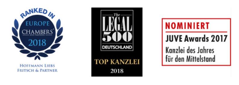 Auszeichnungen Hoffmann Liebsch