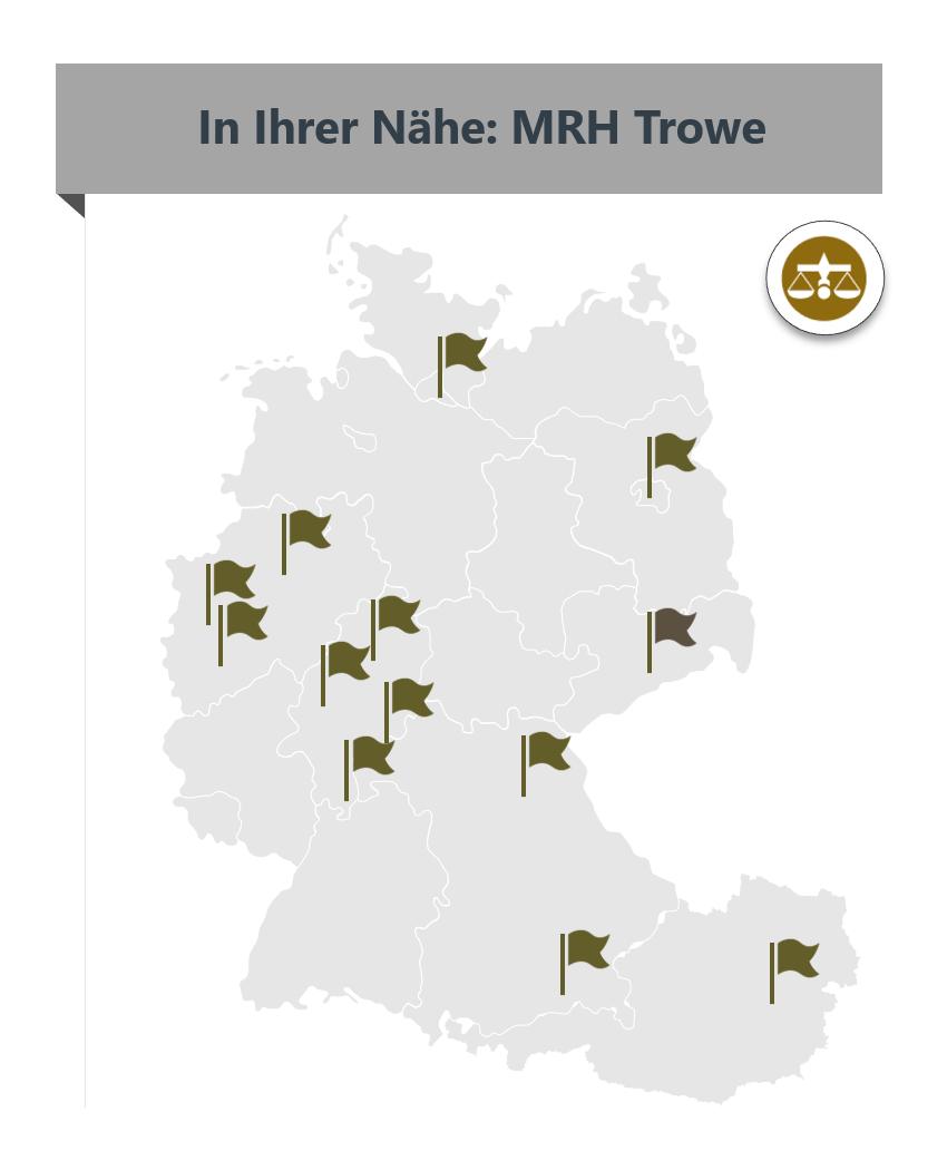 Firmenkunden versicherungen MRH Trowe