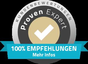 D&O Versicherung Empfehlungen auf ProvenExpert