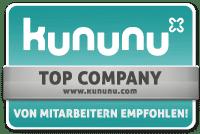 Siegel für D&O-Versicherungsmakler KununuMRH Trowe